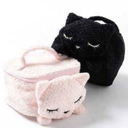 Pooh-chan Plush Vanity Pouch