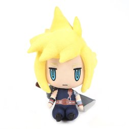 Final Fantasy VII: Cloud Strife Plush
