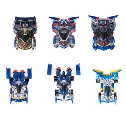 Cyber Formula Collection: Sugo Machine Clear Selection