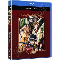 The Visions of Escaflowne: The Complete Series Blu-ray