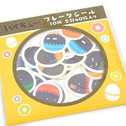 Haikyu!! Season 3 Hinagarasu Egg Stickers