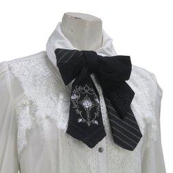 Ozz Oneste Striped Necktie
