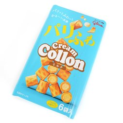 Cream Collon Milk Flavor Big Box