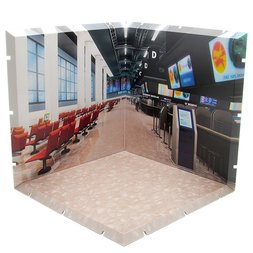 Dioramansion 150: Airport/Hospital