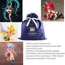 TOM Outlet Bishoujo Figure Lucky Bag (Regular)