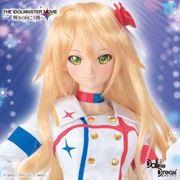 Star Piece Memories: The Idolm@ster Movie: Beyond the Brilliant Future! L Bust Outfit Set