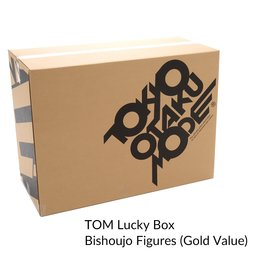 TOM Lucky Box: Bishoujo Figures (Gold Value)