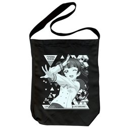 Love Live! Sunshine!! Yoshiko Tsushima Black Shoulder Tote Bag