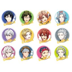 IDOLiSH 7 x Craftholic Character Badge Collection Box Set