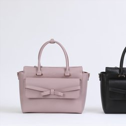Honey Salon Cross Ribbon Bag