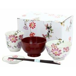 Hana Sato Mino Ware Gift Set