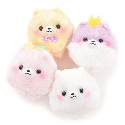 Fuwa-mofu Pometan Yumekawa Dog Plush Collection (Standard)