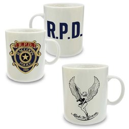 Resident Evil 2 Big Mug