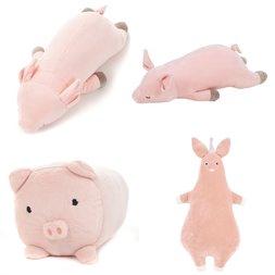 Huggable Piggie Set