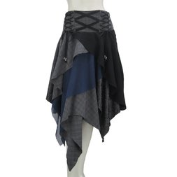 Ozz Croce Glen Plaid Skirt
