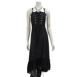 Rozen Kavalier Victorian Button Dress