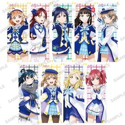 Love Live! Sunshine!! Sticker Collection Vol. 2 Box Set