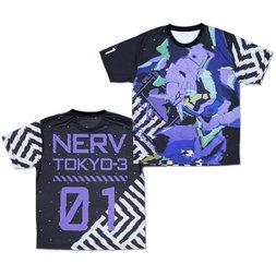 Evangelion Unit-01 Graphic T-Shirt