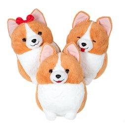 Ichi Ni no Corgi Dog Plush Collection (Big)