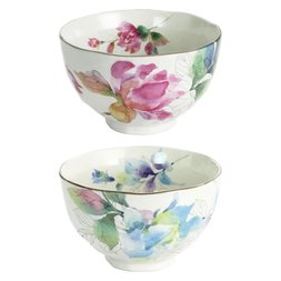 Baranoka Mino Ware Bowls