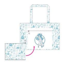 Snow Miku Tote Bag