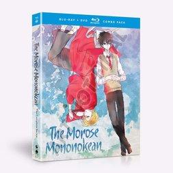 The Morose Mononokean: The Complete Series Blu-ray/DVD Combo Pack