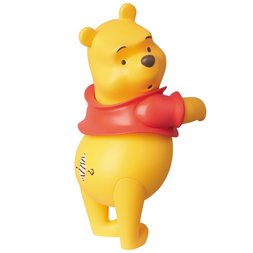 5d13d077aaee Ultra Detail Figure Disney Series 6 Winnie the Pooh  Pooh