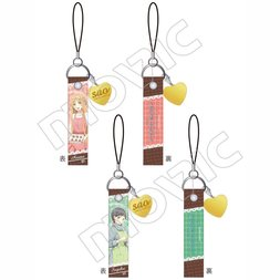 Sword Art Online the Movie: Ordinal Scale Strap Collection