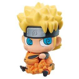 Naruto Naruto & Kurama Soft Vinyl Mascot Figure