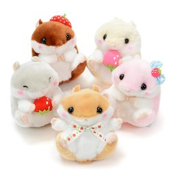 Coroham Coron Ichigo Hamster Plush Collection (Standard)