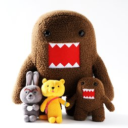 Domo Plush Collection