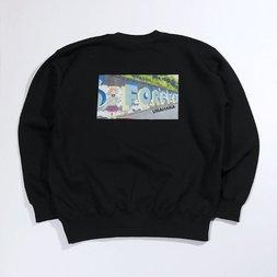 PARK Urahara Seichi Junrei Kotoko Sweater