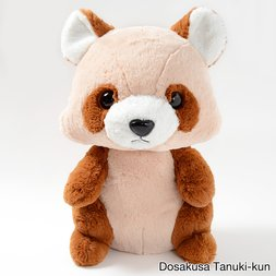 Lesser Panda-chan Baby Red Panda Plush Collection (Big)