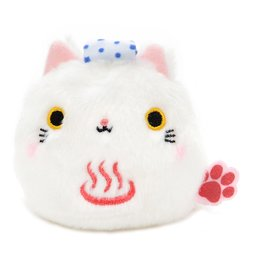 Onsen Neko-dango Plush