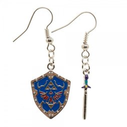 Legend of Zelda Earrings