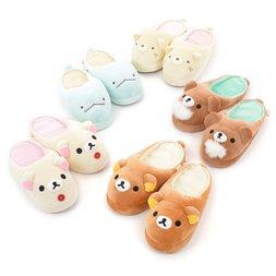 San-X Plush Slippers