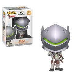 Pop! Games: Overwatch Series 4 - Genji