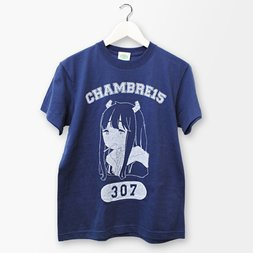 PARK Character College Print T-shirt