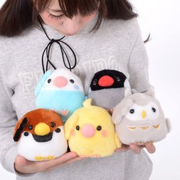 Kotori Tai Pipitto! Bird Plush Collection (Standard)