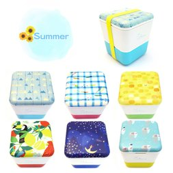 temahima -atelier saison- Summer Lunch Box Collection