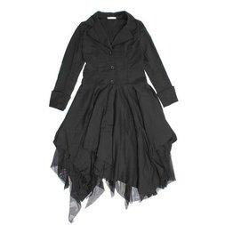 ACDC RAG 3-Button Dress