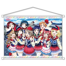 Love Live! Sunshine!! The School Idol Movie: Over the Rainbow Double Suede Tapestry