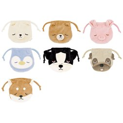 Premium Nemu Nemu Animals Pouch Series
