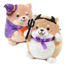 Chuken Mochi Shiba Halloween 2018 Big Plush Collection