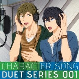 TV Anime Free! Character Song Duet Series Vol. 1