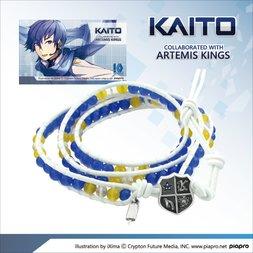 Kaito Leather Wrap Bracelet