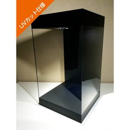 Yome Terrace 1/6 Scale Figure Display Case (Museum Model w/ UV Protection)