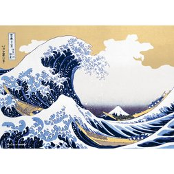 Great Wave off Kanagawa Jigsaw Puzzle