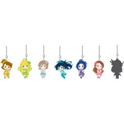 Nendoroid Plus: The Idolm@ster One for All 765 Pro All Stars Stage B Rubber Straps