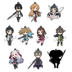 Pikuriru! Sword Art Online the Movie: Ordinal Scale Trading Rubber Strap Box Set